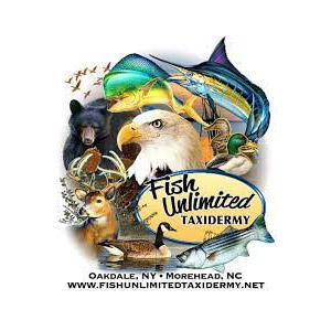 Fish Unlimited Taxidermy